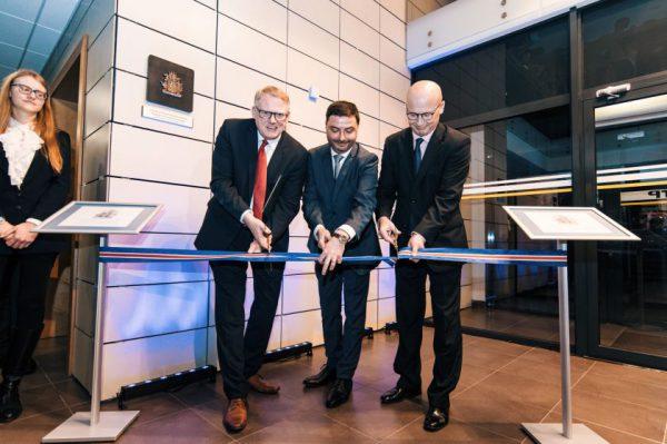 Vilniuje atidarytas Islandijos Respublikos konsulatas