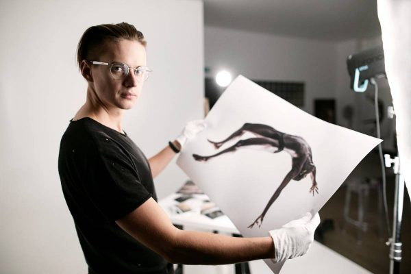 Fotografas D. Ščiuka ruošiasi pristatyti antrą personalinę parodą