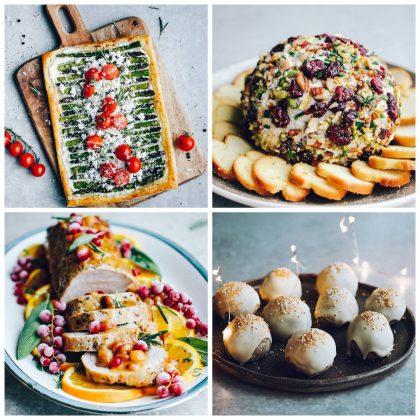 Kalėdų vakarienė pagal maisto tinklaraštininkę: lengvai pagaminamų patiekalų idėjos