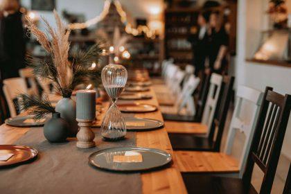 Kalėdų stalas be streso – žymaus šefo patarimai