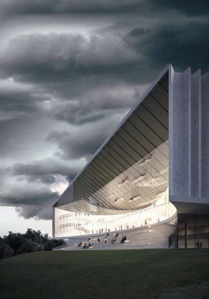 Tarptautinėje bienalėje – jaunųjų Lietuvos architektų triumfas