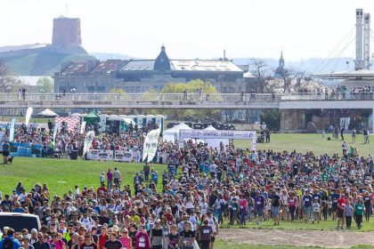 V. Musvydaitė buria žingsniuotojus į didžiausią ėjimo renginį Lietuvoje