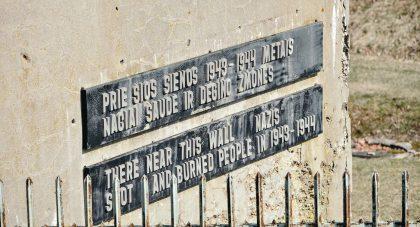 Holokausto aukų atminimo dienos išvakarėse – nemokamos ekskursijos IX forte