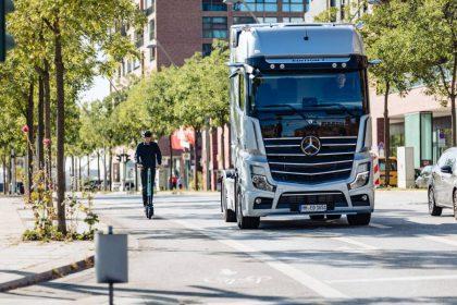 """""""Mercedes-Benz"""" sunkvežimių pardavimas – didžiausias Lietuvoje 2019 metais"""