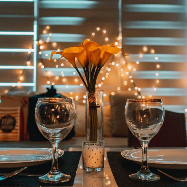 Šv. Valentino diena namuose: idėjos šventinei vakarienei