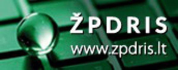Asmens duomenų apsauga ŽPDRIS sistemoje