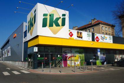 """""""Iki"""" atsinaujina – tęsiamos parduotuvių rekonstrukcijos"""