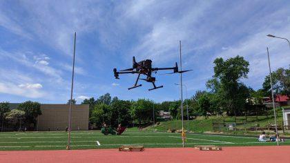 Lietuvoje – gyvybes gelbėti padėsiantis naujos kartos dronas
