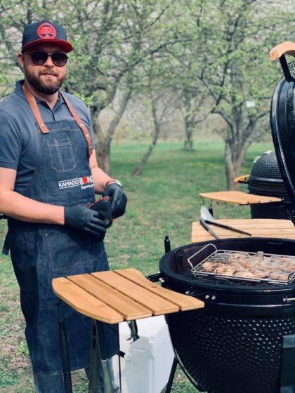 Kokią mėsą rinktis grilinimui ir kaip ją tinkamai iškepti: griliaus eksperto Tomo Petrylos patarimai