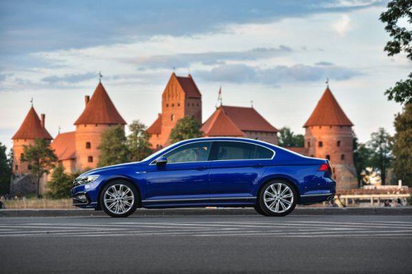 """Populiariausiems """"Volkswagen"""" modeliams Lietuvoje naujas mokestis netaikomas"""