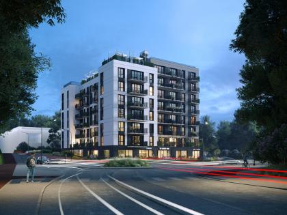 """Vystytojai investuoja į gyvenamąjį pastatą """"Vilnius Connect"""" teritorijos kaimynystėje"""