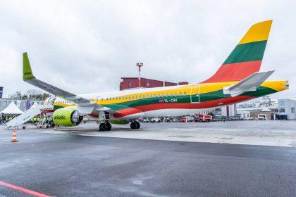 """""""airBaltic"""" planuoja pradėti skrydžius iš Vilniaus į Londoną, Dubliną ir Dubrovniką"""