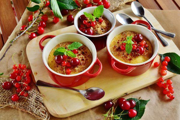 Tradiciniai prancūziški desertai: prireiks vos kelių ingredientų