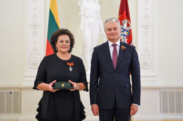Nusipelniusiems savo šaliai – valstybiniai apdovanojimai iš Prezidento rankų