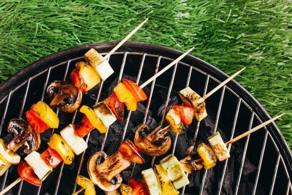 Daržovės ant grilio – ne tik garnyras, bet ir puikus pagrindinis patiekalas