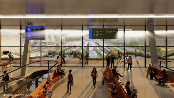 Ekspertai įvertino stoties rajono konversijos alternatyvas: siūlo rinktis nuosaikų atnaujinimą