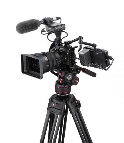 """""""Sony"""" pristato sisteminį fotoaparatą """"Alpha 7S III"""""""
