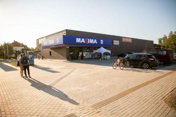 """Antradienį Vilniuje duris atvėrė nauja """"Maximos"""" parduotuvė"""