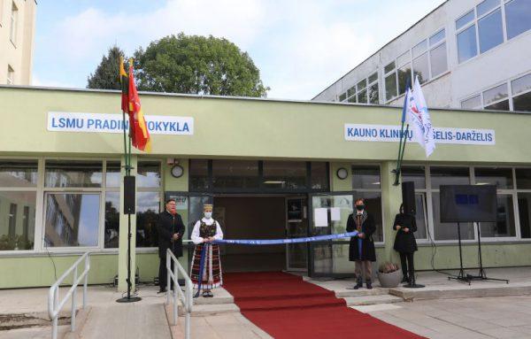 Investicija į ateitį: LSMU Kaune atveria kelią naujiems projektams