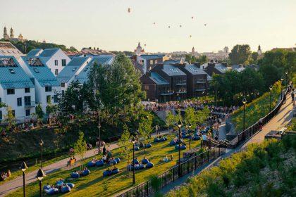 Intriguojančios atgimstančio Paupio istorijos – vilniečiams ir miesto svečiams