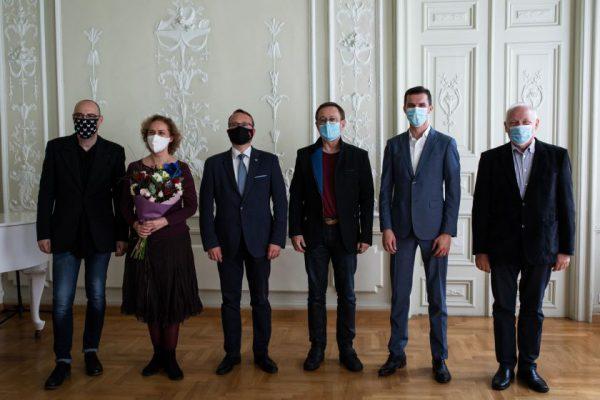 Šešiems kūrėjams – aukščiausi Kultūros ministerijos apdovanojimai