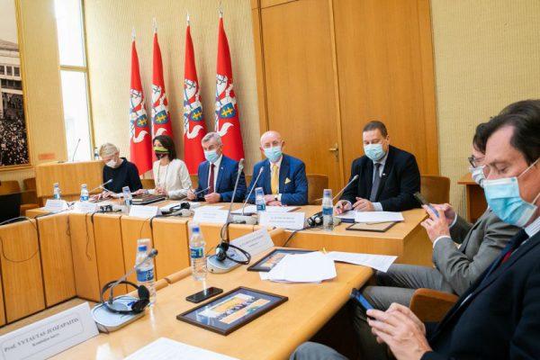 """Seimo ir Pasaulio lietuvių bendruomenės komisijos pranešimas: """"Sujungėme jėgas tėvynės labui"""""""