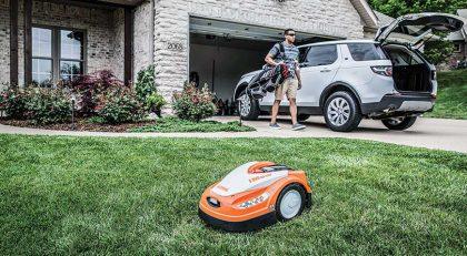 Žoliapjovės robotai: kodėl verta įsigyti?