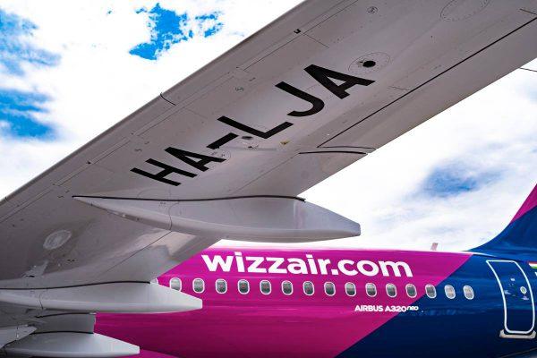 """Dešimt naujų """"Wizz Air"""" sprendimų, padėsiančių sumažinti kuro sąnaudas, bus įgyvendinta šiemet"""