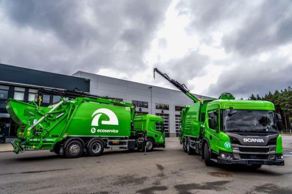 """""""Ecoservice"""" automobilių parkui atnaujinti """"Luminor"""" suteikė 1,5 mln. eurų paskolą"""
