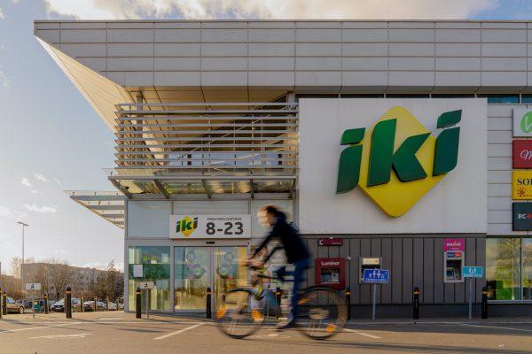 """""""Iki"""" investicijos į parduotuvę Panevėžyje – daugiau nei 1,06 mln. eurų"""