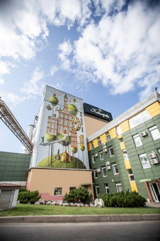 """Naujiena """"Kalnapilio-Tauro grupės"""" gėrimų krepšelyje: pirmasis Danijos energinis gėrimas """"Cult"""""""