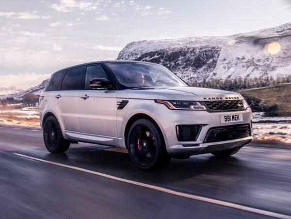 """Ko nežinojote apie """"Range Rover"""""""