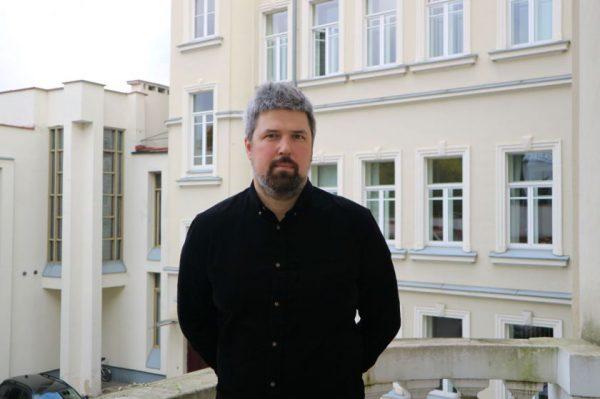 Valstybinio Vilniaus mažojo teatro vadovo konkursą laimėjo Simonas Keblas