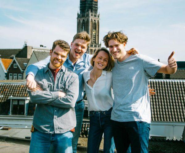 """""""Vinted"""" plečiasi Nyderlanduose: sujungė jėgas su naudotų mados prekių prekybos platforma """"United Wardrobe"""""""
