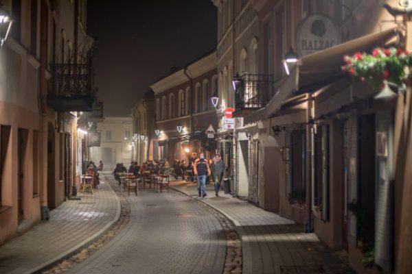 Naktinis Vilnius: barai laikosi susitarimų su savivaldybe dėl saugesnės veiklos