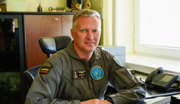 """Pulkininkas leitenantas A. Matutis: """"Vado pagrindinė užduotis – geros komandos formavimas ir procesų valdymas"""""""