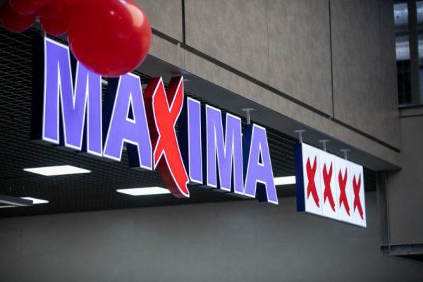 """Trumpinamas Vilniaus """"Akropolyje"""" esančios """"Maxima XXXX"""" darbo laikas"""