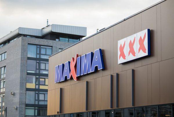 """Per karantiną trumpinamas dalies """"Maximos"""" parduotuvių darbo laikas"""