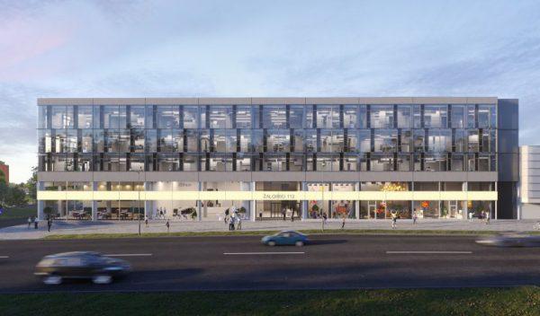 """""""YIT Lietuva"""" statomame verslo centre įsikurs """"Devbridge"""": išsinuomojo daugiau nei du trečdalius pastato"""