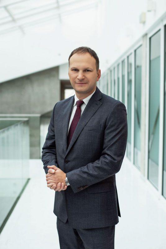 Kauno mokslo ir technologijų parkas turi naują vadovą