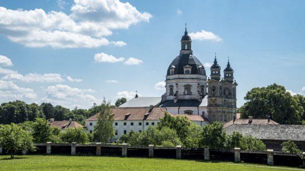 Pažaislio vienuolynas pretenduoja tapti geriausia 2020 metų Europos kino lokacija