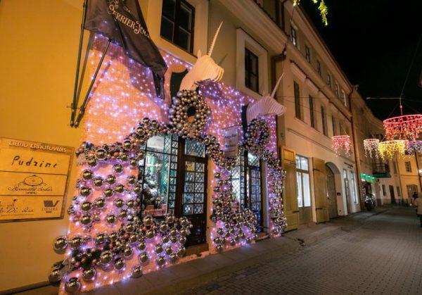 """Šiemet """"Kalėdos sostinėje"""" vyks kitaip: šviesesnės, arčiau namų ir su alternatyviom idėjom"""