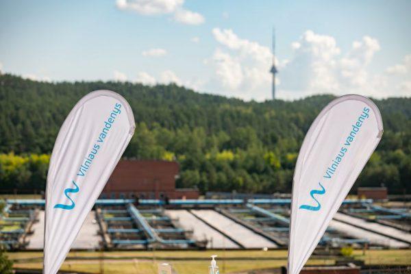 """""""Vilniaus vandenų"""" pajamas augino didėjantis klientų skaičius ir investicijos į modernias technologijas"""