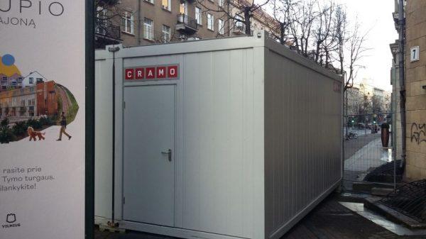 Statybos mieste: Vilnius rado dar vieną būdą pasirūpinti pėsčiųjų saugumu