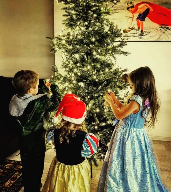 Simonas Urbonas – apie šventes su vaikais, išmoktas pamokas ir atsargius kitų metų planus