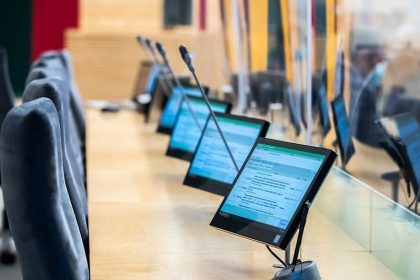 Digital transformation of the Lithuanian Parliament: the Seimas has smoothly switched towards a remote work environment