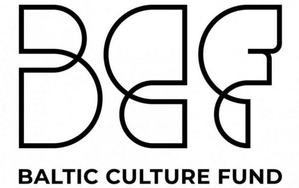 Baltijos kultūros fondas kviečia teikti paraiškas