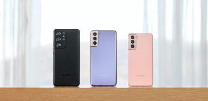 """Naujoji """"Samsung Galaxy S21"""" serija jau prekyboje: išankstinės prekybos pardavimai stebina"""