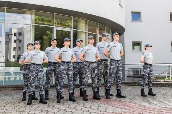 Policijos darbas menininko akimis: studijuodamas pareigūnų akademijoje įgyvendino svajonę