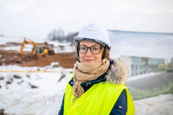 """Rekordinius pardavimus pernai skaičiavusi """"BIOK laboratorija"""" pradeda naujos gamyklos statybas"""